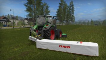 Claas Disco 3450 Plus FS17