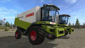 Claas Lexion 580/600