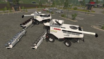 Claas Lexion 780 Limited Edition FS17
