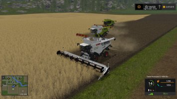 Claas Lexion Pack 3 Versions FS17
