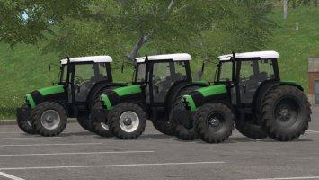 DEUTZ-FAHR AgroFarm 430 FS17