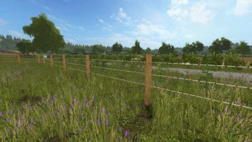 Electric fence FS17