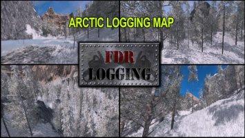 FDR LOGGING - ARCTIC LOGGING MAP