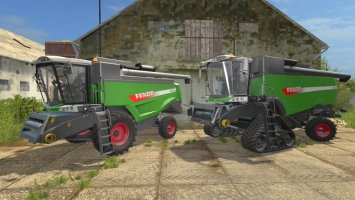 Fendt Harvesting Pack v1.1.x fs17