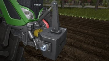 FENDT weight pack FS17