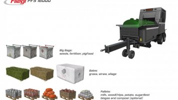 Fliegl PFS 16000 (PalletFillingStation) V1.0.0.2
