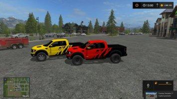 Ford F150 Raptor FS17