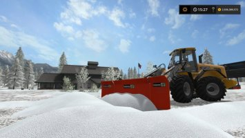 FS17 Gold Cresty Valley SNOW EDITION FS17