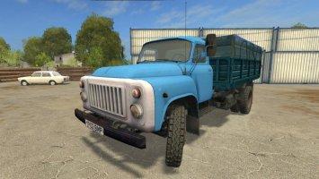 GaZ-53 Blue FS17