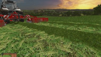 Grass with cutgrass texture FS17