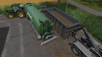 ITRunner Slurry Container FS17