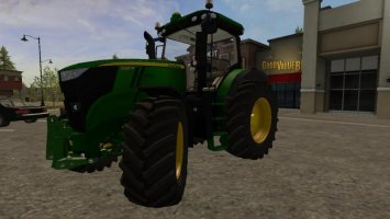 JOHN DEERE 7R V1.2 FIXED VERSION FS17