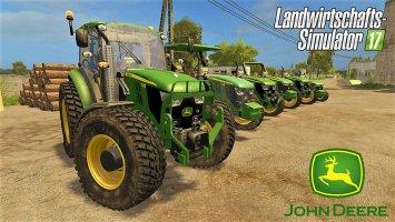 John Deere Serie 5M v1.5
