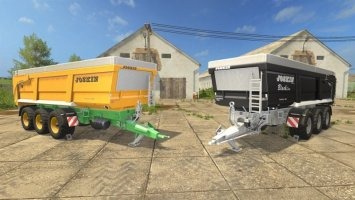 Joskin Trans Space High Capacity V4.x FS17