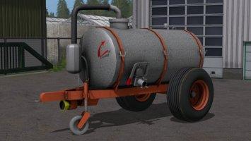 Kaweco slurry tank