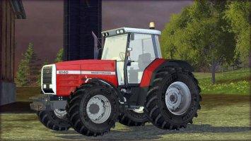 Massey Ferguson 8140