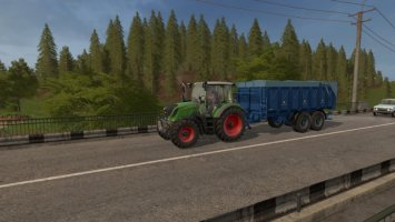 Mech Corporation Tandem 18T FS17