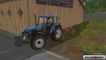 New Holland 8340 FS17