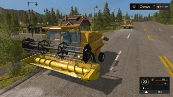 New Holland Clayson 8070 v1.2 FS17