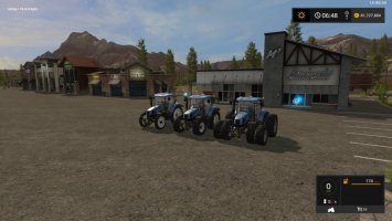 new holland t6 FS17