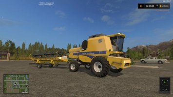 New Holland TC 5090 Bazilian Edition v1.1 FS17