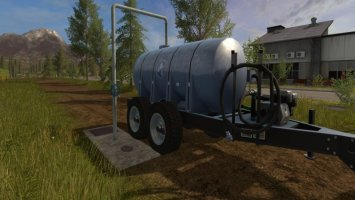 Placeable water supply station FS17