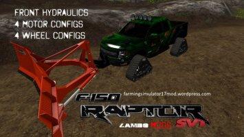 Raptor SVT-Hydraulic-Crawler-Kryptek-By LAMBO FS17
