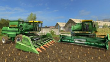 Rostselmash Don-1500B FS17