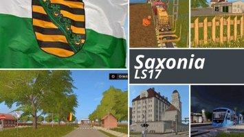 Saxonia for FS17 v1.2