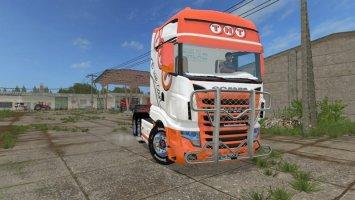 Scania R700 Evo TNT