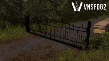 Sliding gate FS17