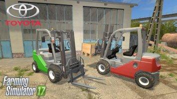 Toyota Forklift v2.0 fs17