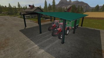 VPORT Extended Shed FS17