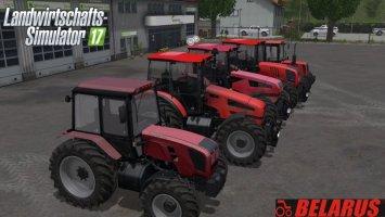Belarus Traktor Pack FS17
