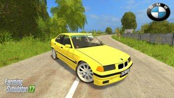 BMW 320I E36 FS17