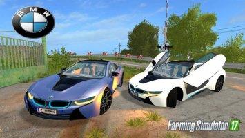 BMW I8 FS17