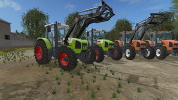 CLAAS ARES 616 RZ FS17