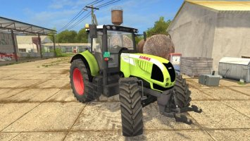 Claas Arion 540 FS17