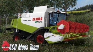 Claas Lexion 550 v1.0 FS17