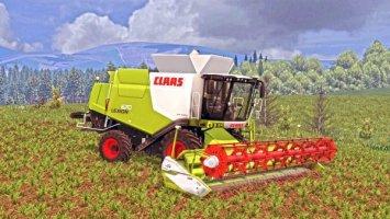 Claas Lexion 670 FS17