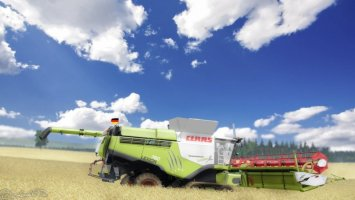 Claas Lexion 780TT 2017 Stage IV