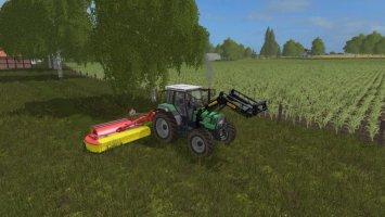 Deutz Agrostar 4.71 FS17