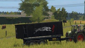 Fliegl TMK 266 Black Panter FS17