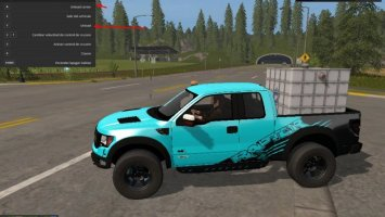 Ford F150 Raptor 1.1 autoload FS17