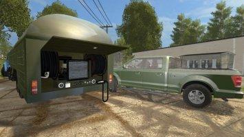 Fuel Tank TZ 22 FS17
