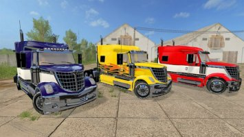 International LoneStar v1.1 FS17