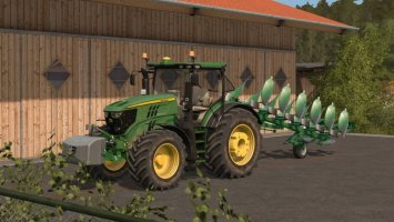 John Deere 6250R V2 Fix FS17