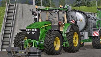 John Deere 7030 Series v2 FS17