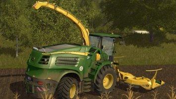John Deere 8000 Series FS17