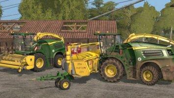 John Deere 8000 Series V2 FS17